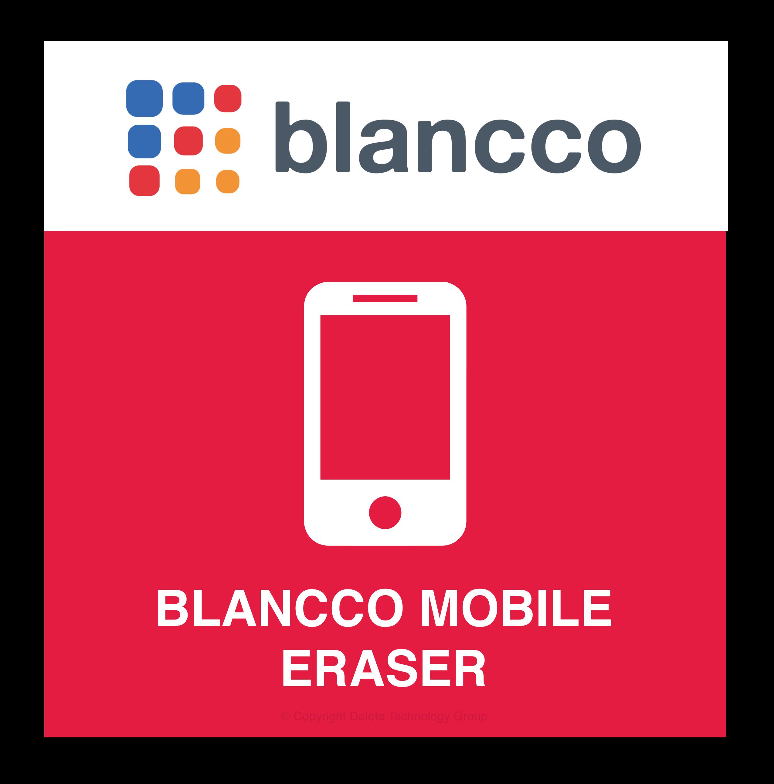 mobile eraser